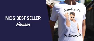 Best Sellers hommes