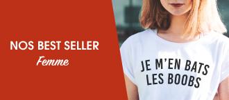 Best Sellers femme