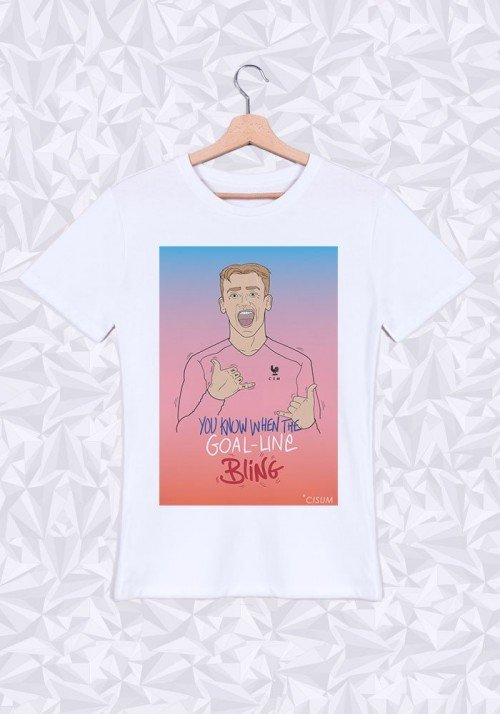 Grizzy T-shirt Homme