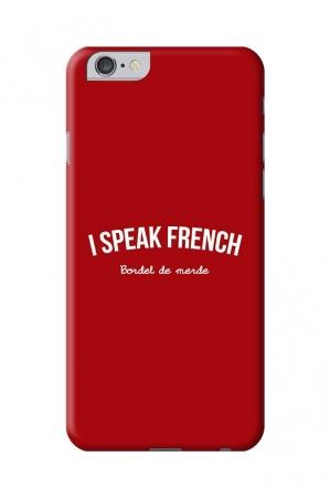 I Speak French Coques Smartphones