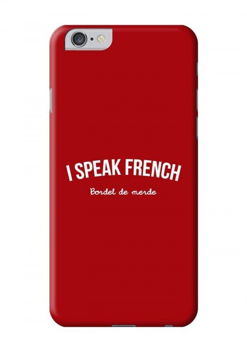 I Speak French Coques Smartphones