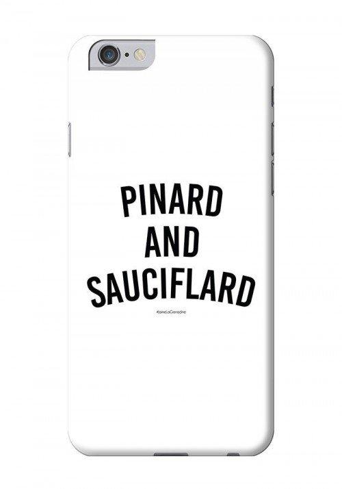Pinard and Sauciflard Coques Smartphones