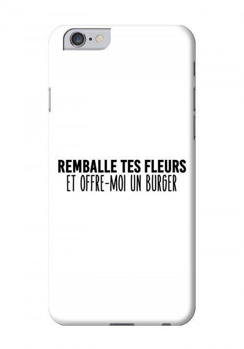 Remballe tes fleurs Coques Smartphones
