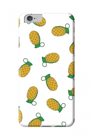 Grenade Pineapple Motif Smartphones