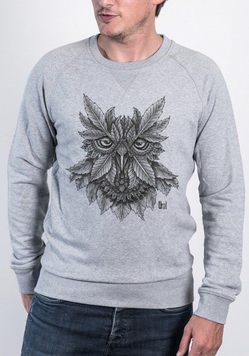 Inkbou Sweat Homme
