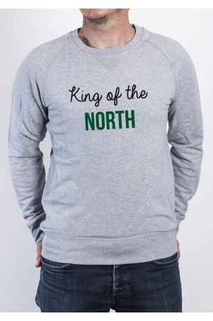 King of North Sweat Homme