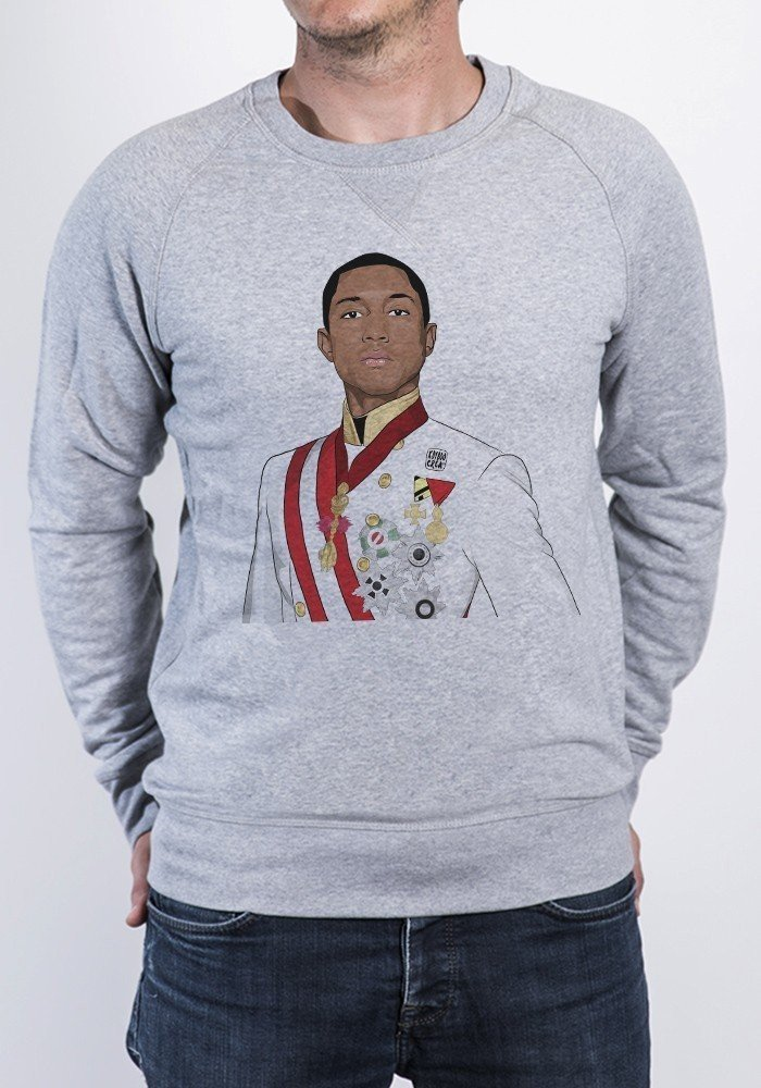 Sweat Pharrell Buste