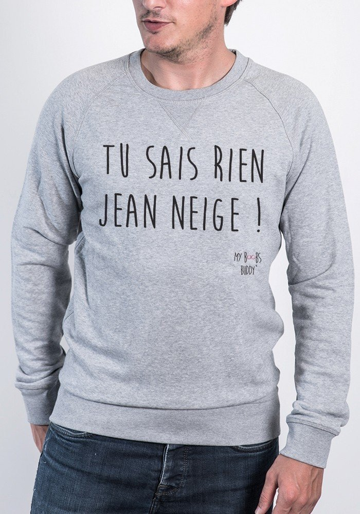 Sweat  Jean Neige