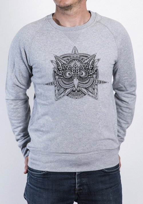 Tribal Owl Sweat