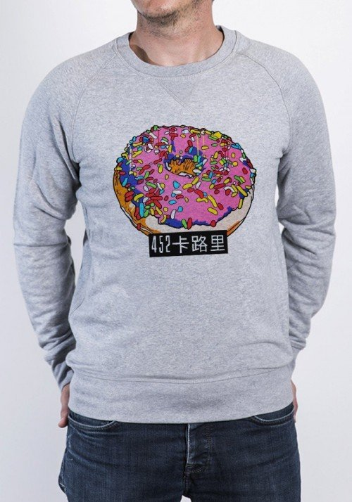 Donuts - Sweat Homme
