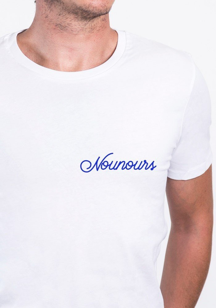 Nounours T-shirt Homme col rond