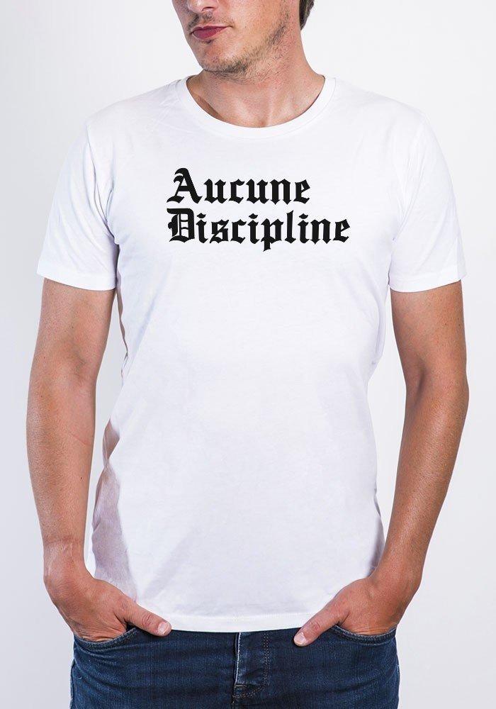 Aucune Discipline T-shirt Homme