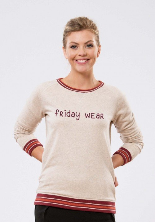 Friday Wear Sweat Femme