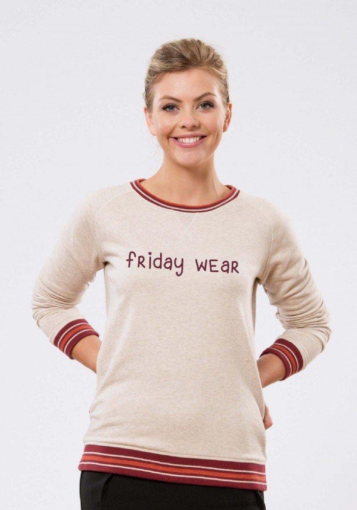 Friday Wear Sweat Femme