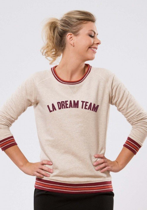 La Dream Team Sweat Femme