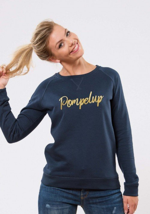 Pompelup Sweat Femme