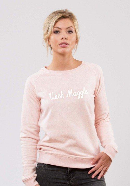 Wesh Maggle Sweat Femme