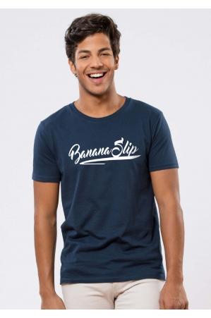 Banana Slip T-shirt Homme Navy