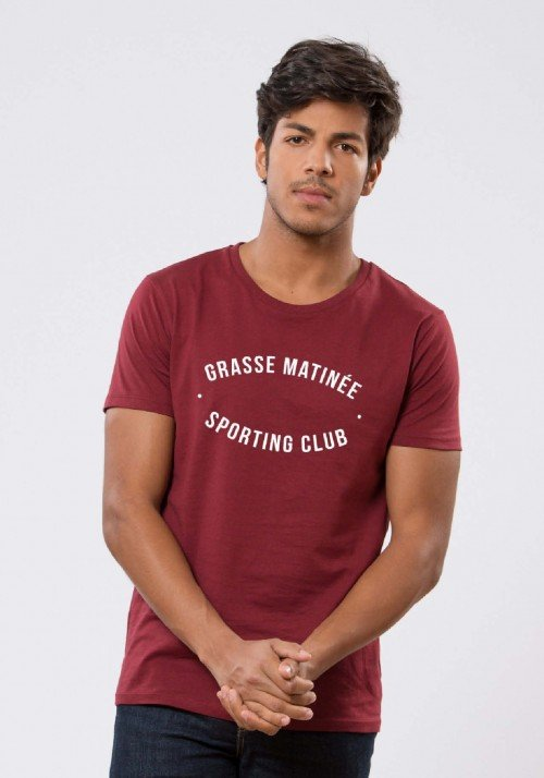 Grasse Matinée Sporting Club T-shirt Homme