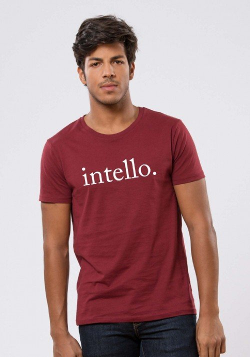 Intello T-shirt Homme