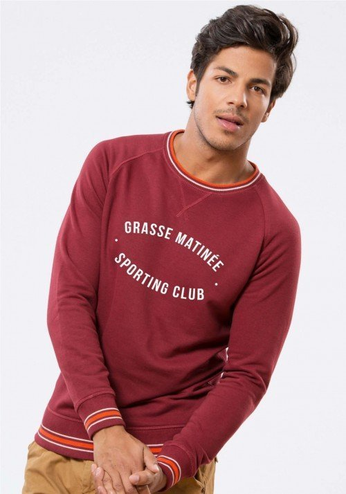 Grasse Matinée Sporting Club Sweat Homme