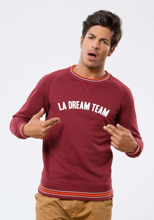 La Dream Team Sweat Homme