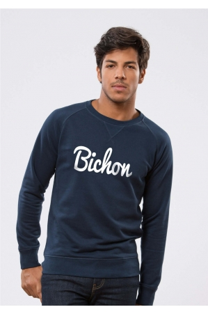 Bichon Sweat Homme Navy