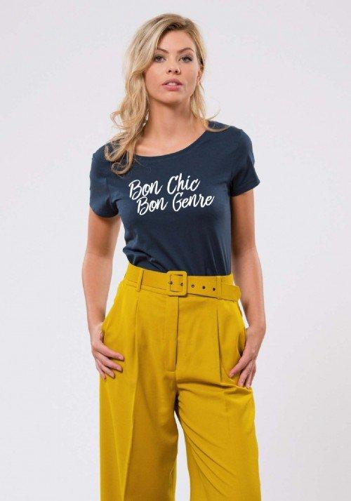 Bon Chic Bon Genre T-shirt Femme