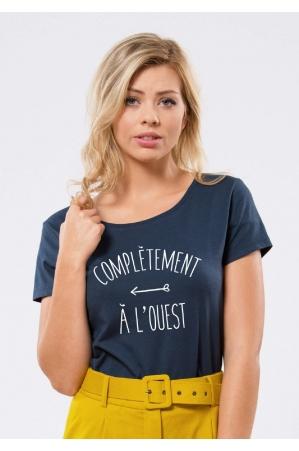 Complètement à l'Ouest T-shirt Femme