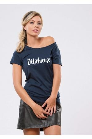 Délichieuse T-shirt Femme