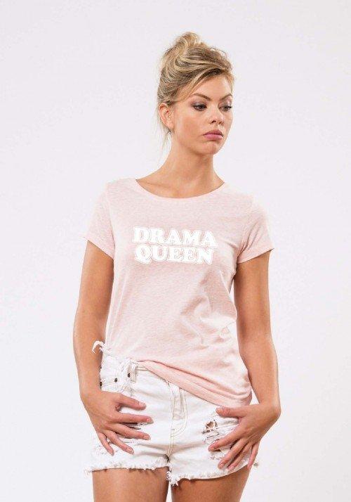 Drama Queen T-shirt Femme