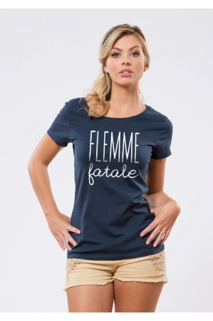 Flemme Fatale T-shirt Femme