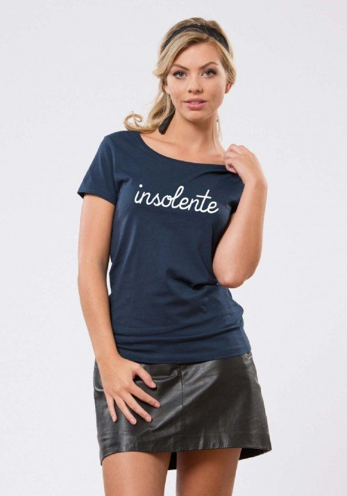 Insolente T-shirt Femme