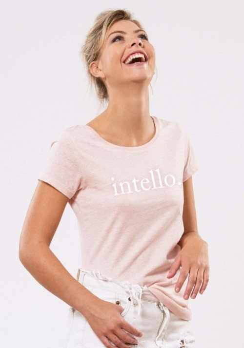Intello T-shirt Femme