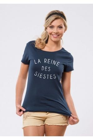 La Reine des Siestes T-shirt Femme