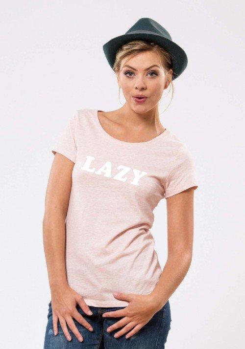 Lazy T-shirt Femme