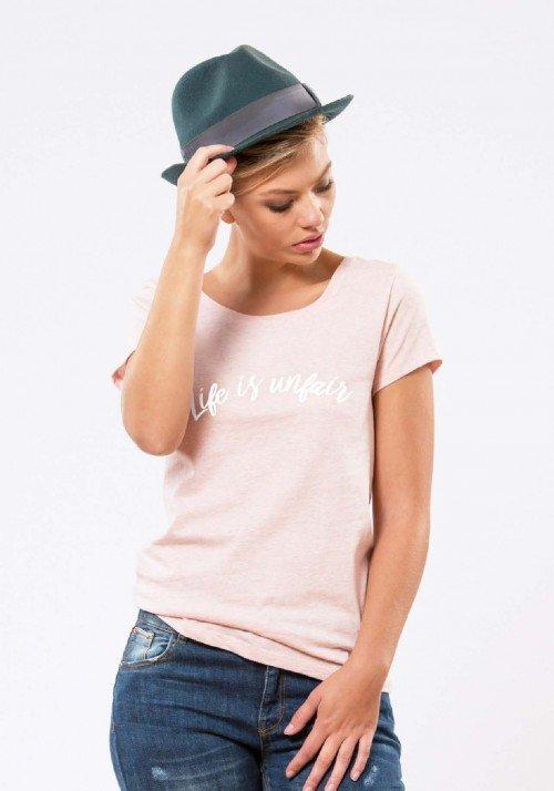 Life is Unfair T-shirt Femme