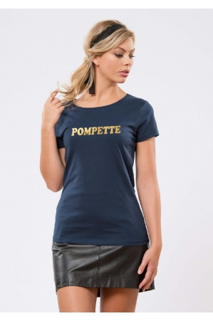 Pompette T-shirt Femme