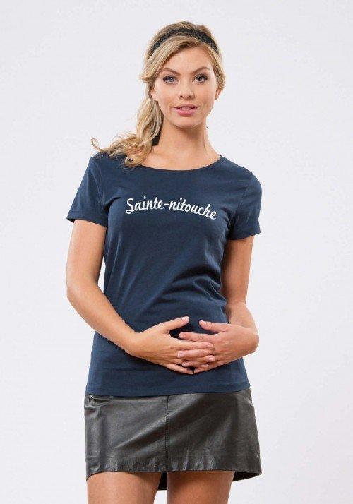 Sainte-Nitouche T-shirt Femme