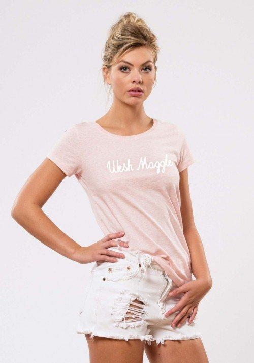 Wesh Maggle T-shirt Femme