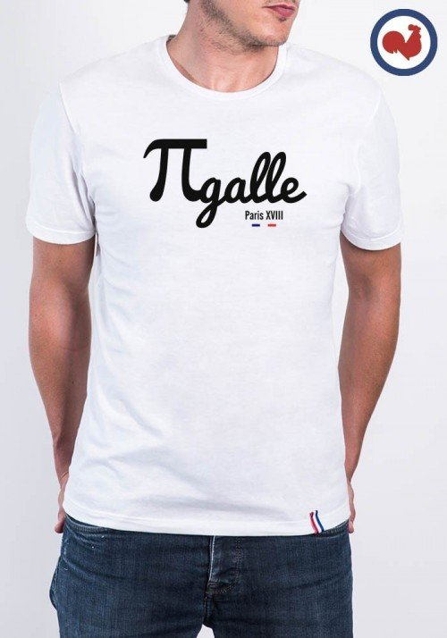 Pigalle T-shirt Made in France