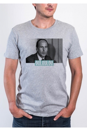 Ouloulou T-shirt Homme Col Rond