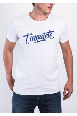 T'inquiète Promis T-shirt Homme Col Rond