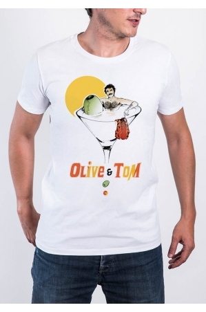 Le Tom T-shirt Homme Col Rond