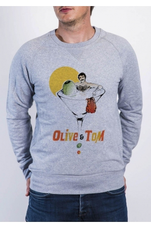 Le Tom - Sweat Homme