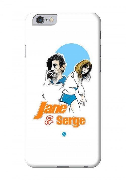 Jane et Serge Coques Smartphones