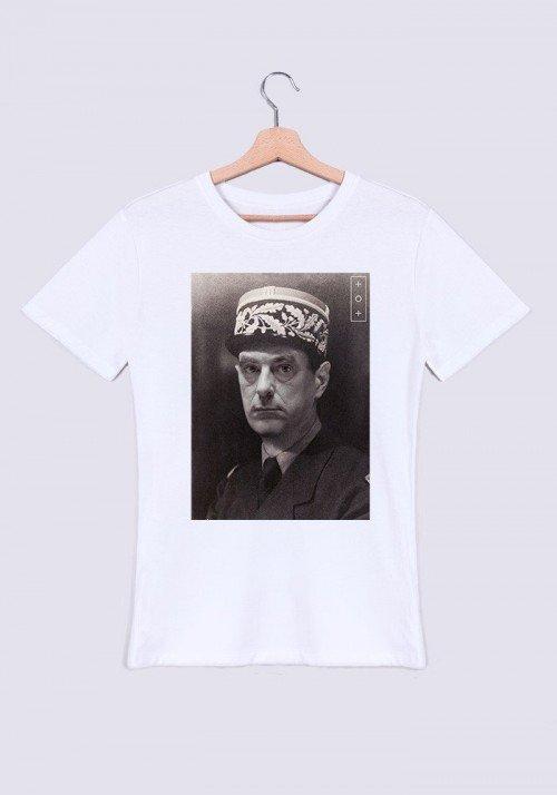 Général Fillon T-shirt Homme Col Rond