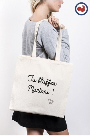 MARTONI Totebag Made in France