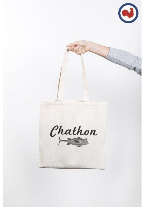 Chathon Totebag Made in France