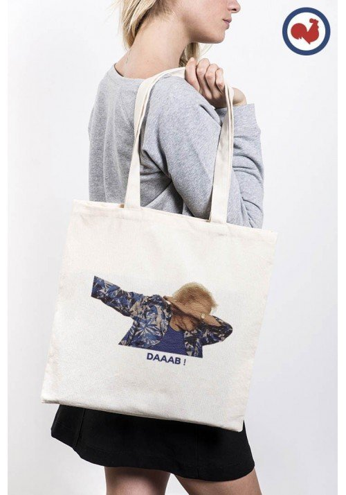 Dab Totebag Made in France